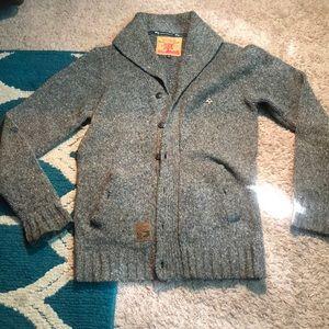 LRG Knit Cardigan